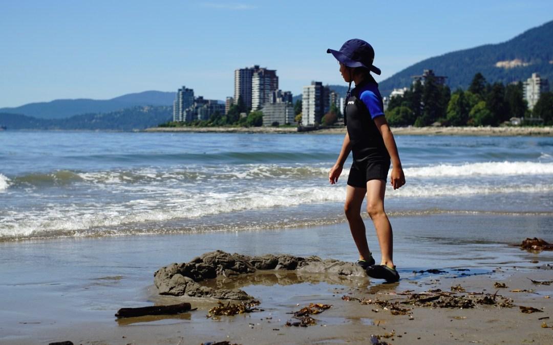 Unschooling Journal July 15-21, 2018 – Beach, Friends and a Bike