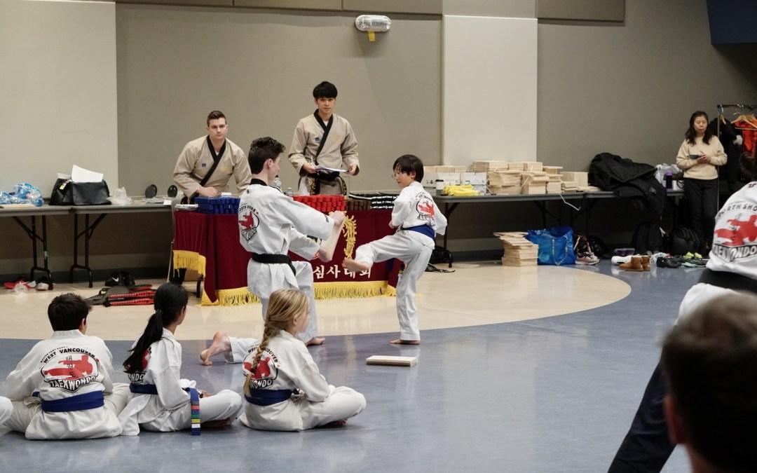 Unschooling Journal December 9 – 15, 2018: Pancakes to Taekwondo Belt Test to More Pancakes