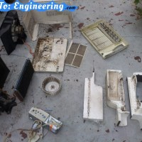 Torn Apart – See Inside a Window Air Conditioner