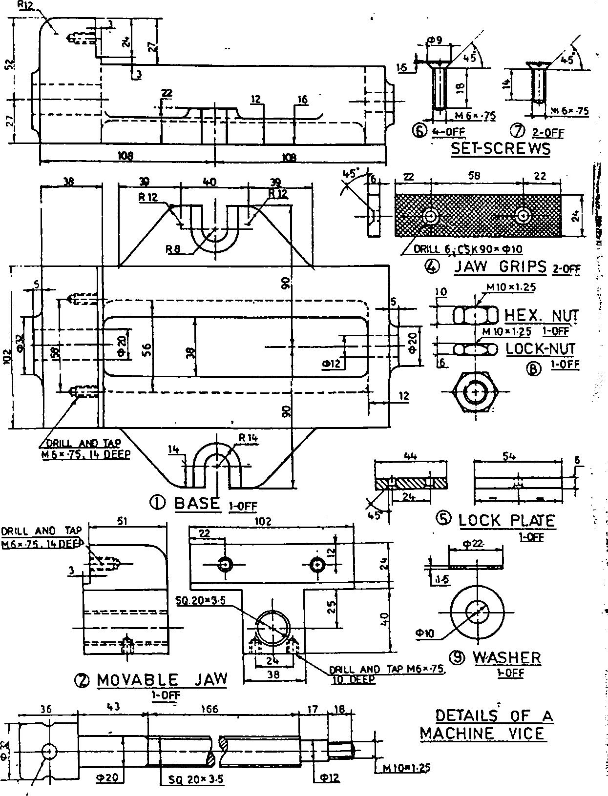 M Amp E Drawing Symbols Back To Basics