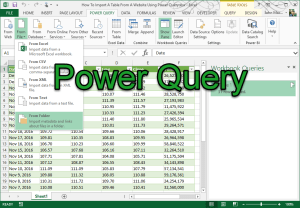 Excel-Power-Query excel-power-query