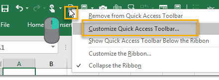 14+ Hidden Commands You Can Add to Your Quick Access Toolbar
