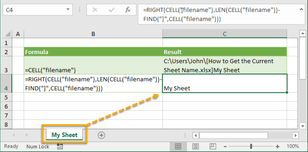 How-to-Get-the-Current-Sheet-Name How to Get the Current Sheet Name