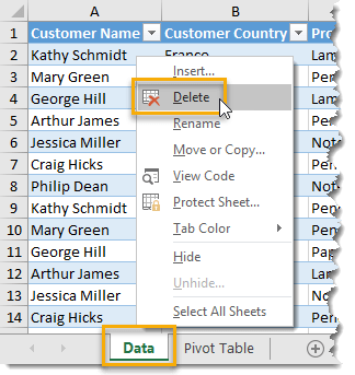 Delete-your-Source-Data 101 Advanced Pivot Table Tips And Tricks You Need To Know