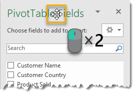 Quickly-Dock-The-PivotTable-Field-Window 101 Advanced Pivot Table Tips And Tricks You Need To Know