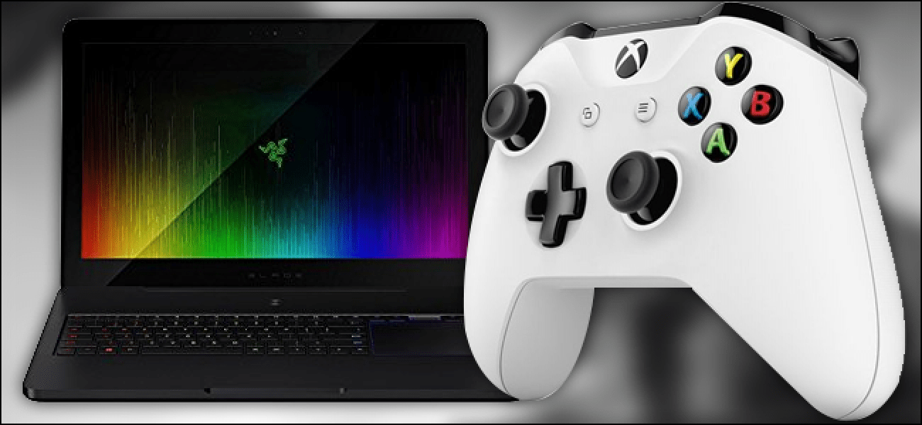 How To Connect An Xbox One Controller To Windows With