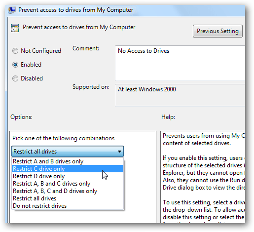 Xp Security Policy Local