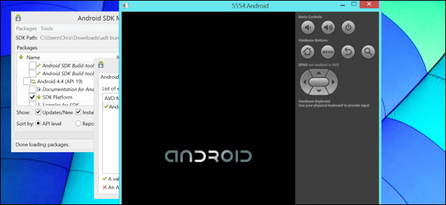 android-sdk-android-emulator