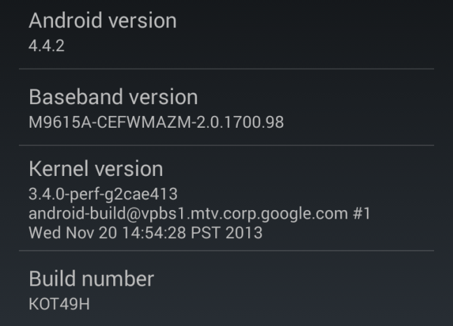 linux-kernel-version-on-android-about-screen