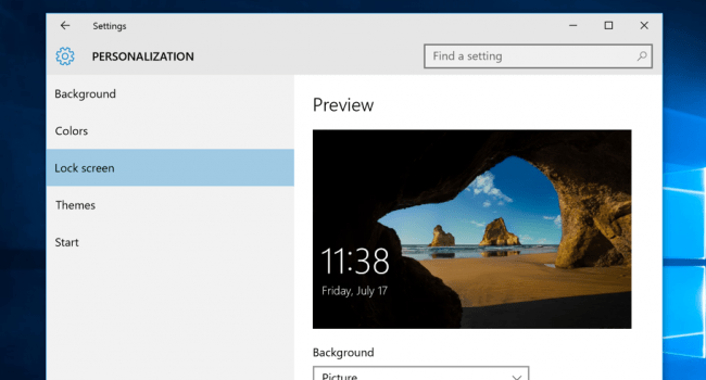 How to Customize Login Screen Background Image in Windows 7+