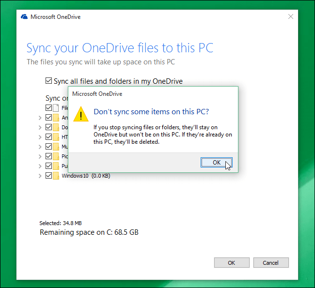 05_dont_sync_some_items_on_pc