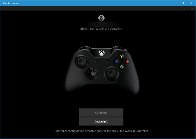 How To Update Your Xbox One Controllers Firmware Without An Xbox One