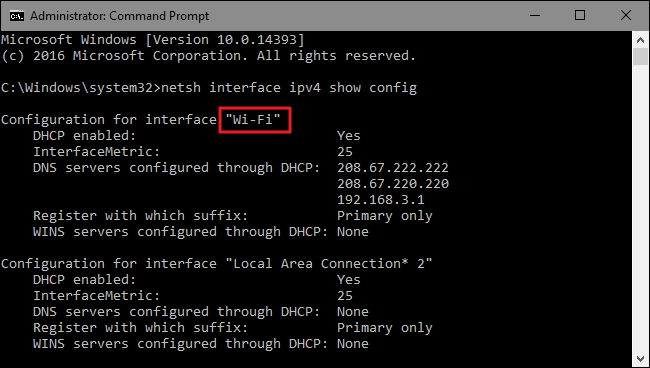 How To Change Your Computers IP Address From The Command