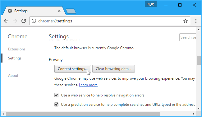 Disable Web Security Chrome 60