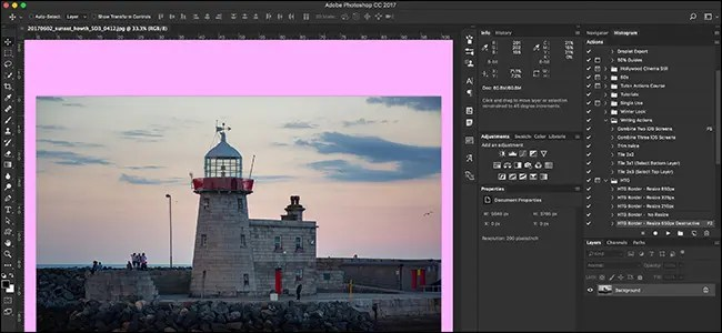 How to Change the Interface Background Color in Photoshop Photoshop is the best image editor around  and it s packed with thousands  of tiny little features you didn t know you needed  One of these features  is being