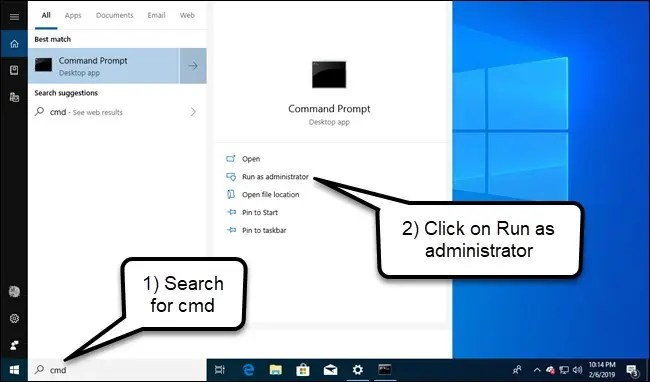 how to deactivate a windows 10 license