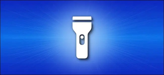 iPhone iOS Flashlight Icon