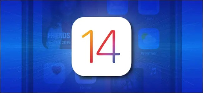 Apple iOS 14 and iPad OS 14 Logo