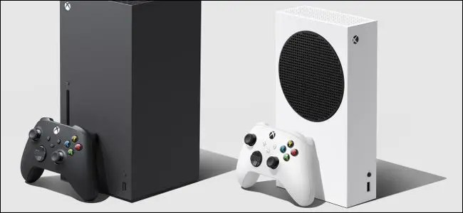 Xbox Series X and S consoles