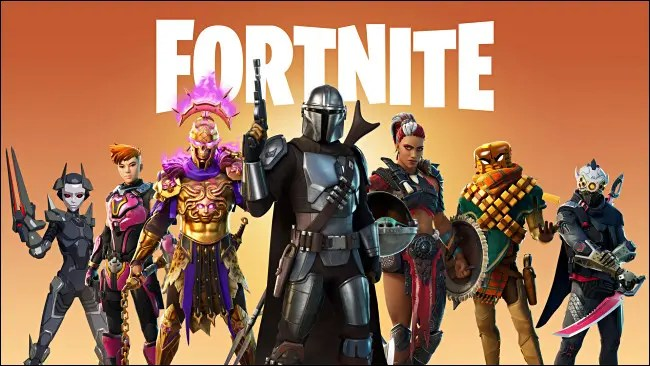 Epic's Fortnite Seaon 5 Promotional Graphic