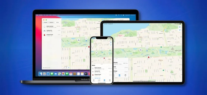 Apple's Find My Network Running on Apple Devices Hero