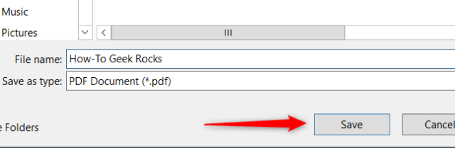 """Click the """"Save"""" button."""