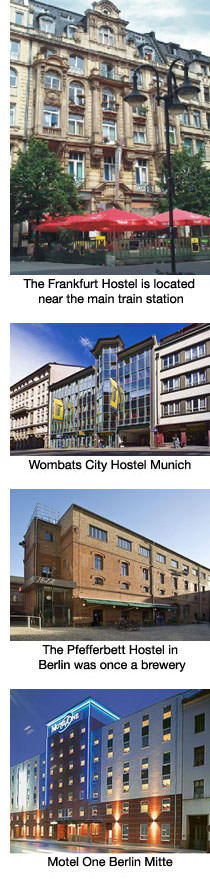 How To Germany   Hostels in Germany and Other Budget Accommodations Hostels in Germany   and Other Budget Accommodations