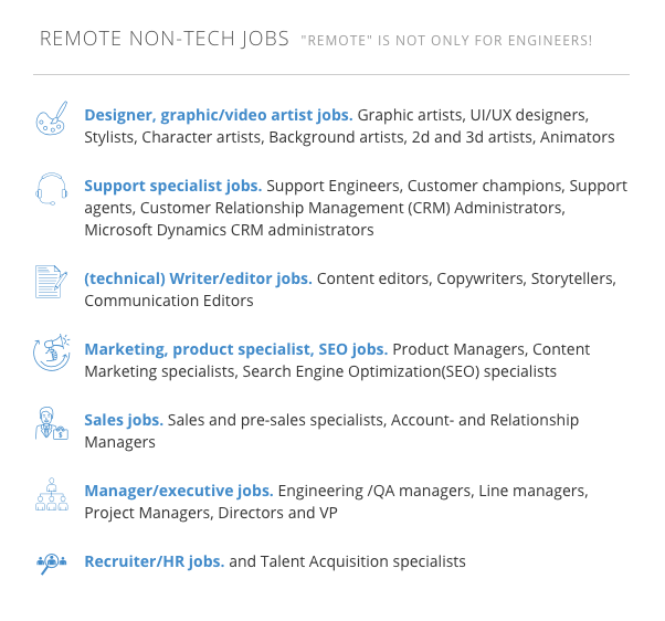 companies that hire remote workers