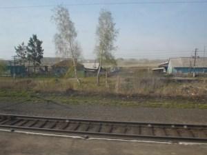 A small, nameless Siberian village