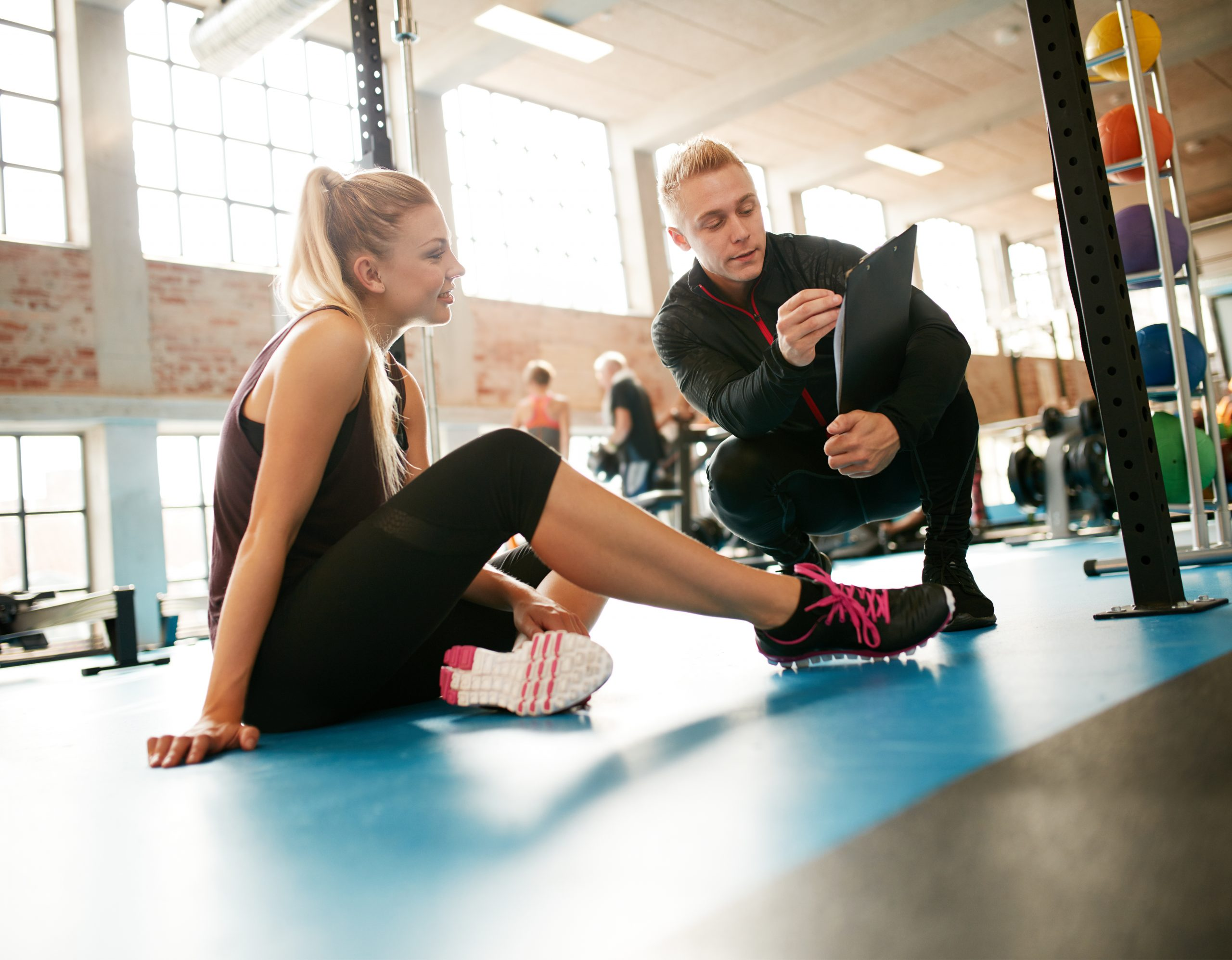 How To Meet A Guy At The Gym Get The Guy