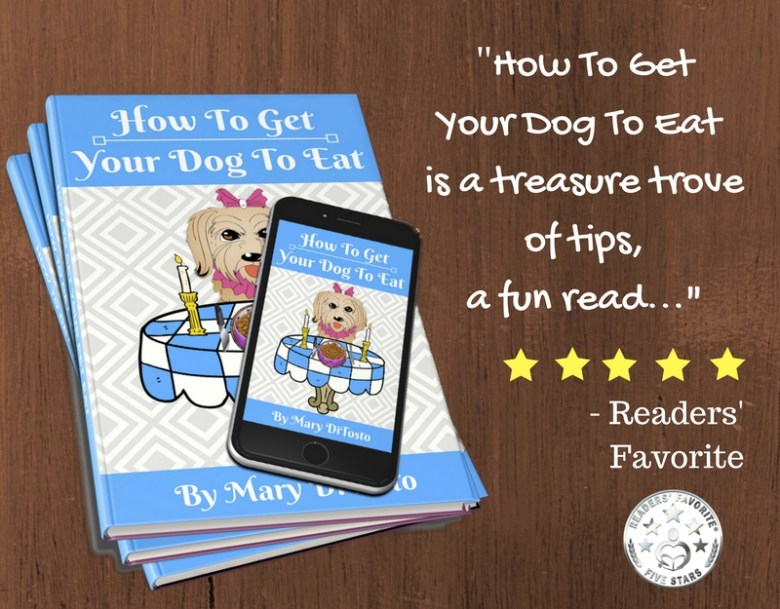 book review, readers' favorite, how to get your dog to eat