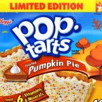 Pop tarts Pumpkin Pie