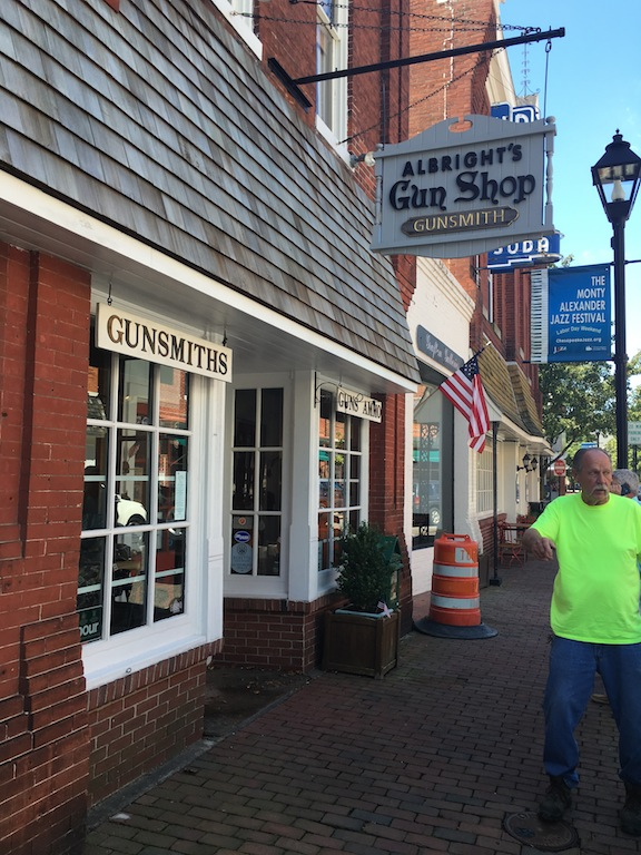 Albright's Gun Shop