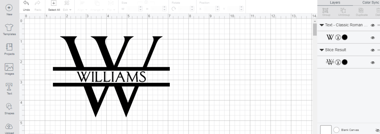Free Monogram Fonts For Cricut Design Space Domestic Heights