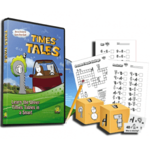 Times Tales - Learn the Upper Times Tables in an Hour!