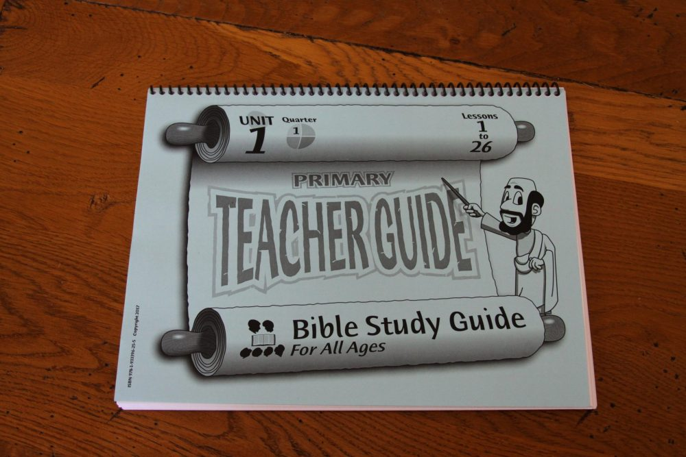 Family Bible Lessons with Bible Study Guide For All Ages