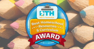 Best Homeschool Curriculum Award