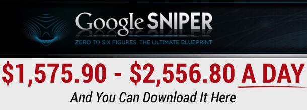 Google Sniper 3.0 Download
