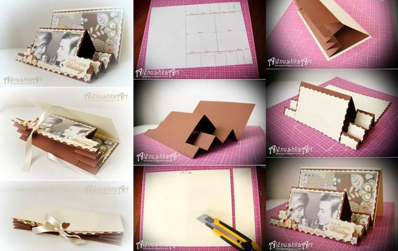Easy To Make Wedding Card Box | Inviview.co