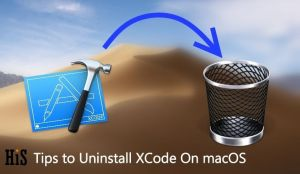 How to Remove or Uninstall XCode on macOS Mojave MacBook Pro, Air, iMac