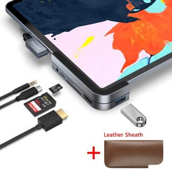 Док-станция Stouchi и концентратор USB-C