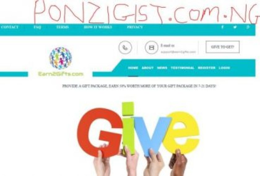 Earn2Gifts.com Login - Register & Get 100% of your Donation