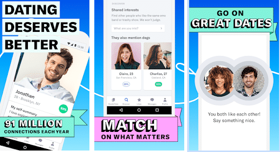Best dating apps for 2019