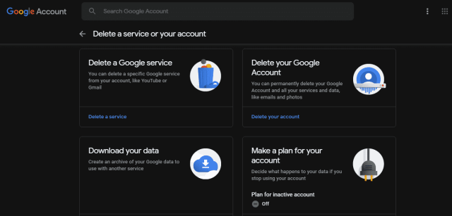 How to delete your Gmail address permanently