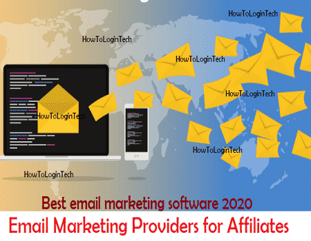 Best email marketing software 2020