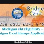 Michigan ebt Eligibility – Michigan Food Stamps Application
