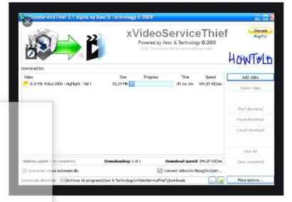 XVideoServiceThief - xVideoservicethief Ubuntu 14.04 Download & Step By Step Guideline