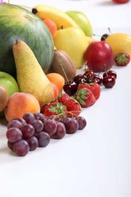 Fat burning fruits chart to lose weight fast