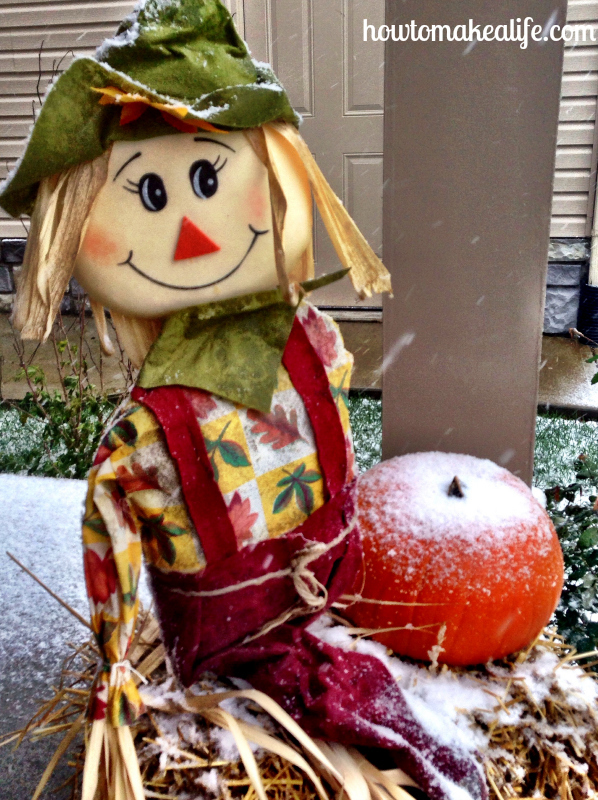 scarecrow - feel