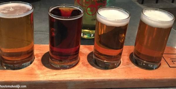 beer flight todd english